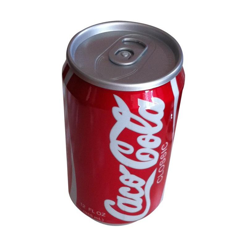 Canette soda espion 4Go  Camera Espionnage