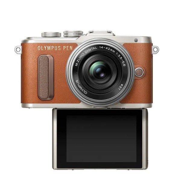 Olympus Pen -pl8 With 14-42mm Lens Online Camera Warehouse