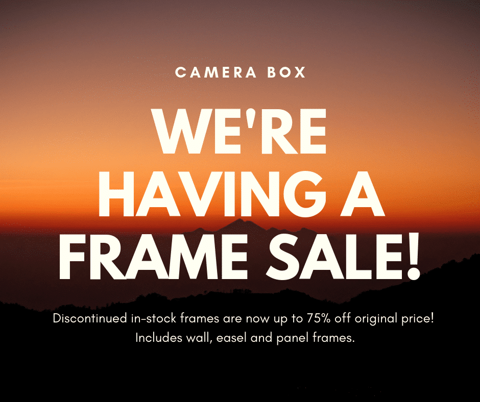 WE'RE HAVING A FRAME SALE! (1)