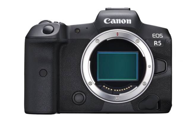 Canon Eos R5 Leaked Image Press Release Camera News At