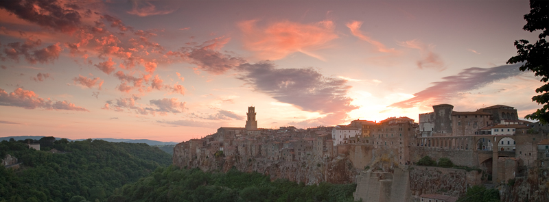 Pitigliano The Little Jerusalem