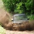 Camera Etrusca's Land Rover