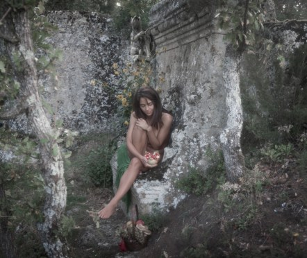 Photography Courses for Professional and advanced: nude in landscape