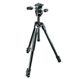 Manfrotto Kit 290 Xtra 3 Way Head w/ MH804-3W Head & Bag