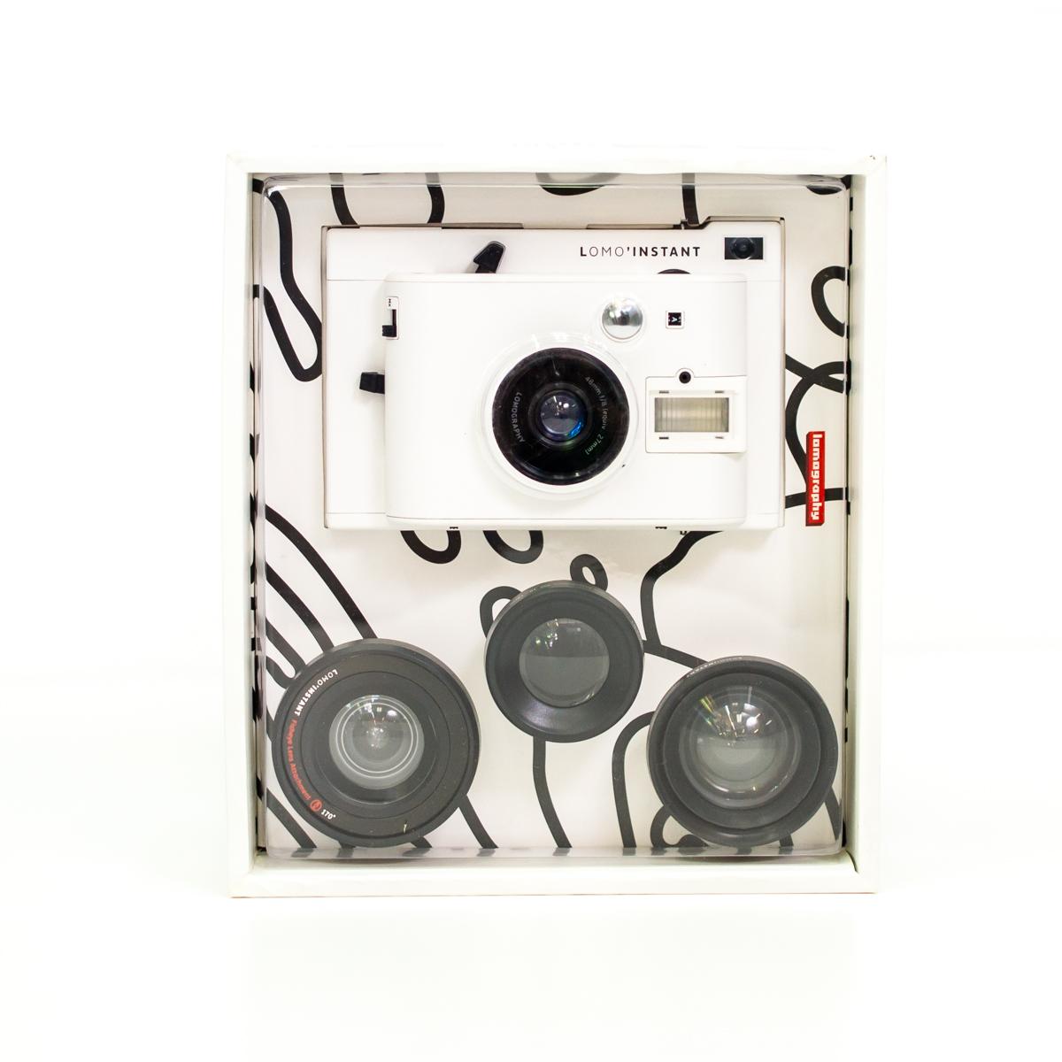 Lomography - Lomo' Instant + 3 lens