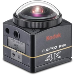 Kodak sp360 actioncam huren