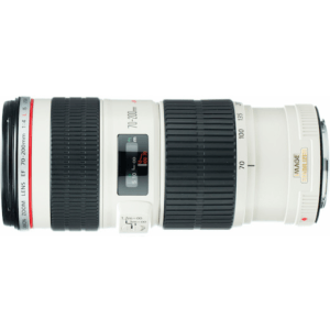Canon EF 70-200mm f/4 L IS huren