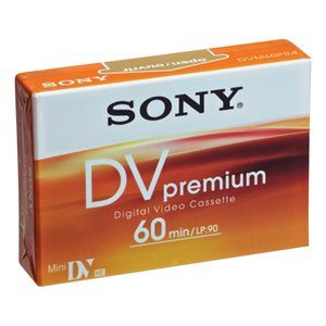 Sony mini dv cassette
