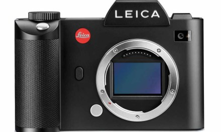 Leica SL firmware update adds support for Leica Image Shuttle software
