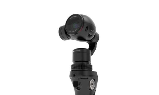 Daily Deal: save 13% on the DJI Osmo 4K gimbal camera