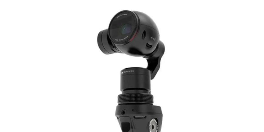 Daily Deal: save 13% on the DJI Osmo 4K gimbal camera