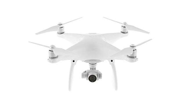Daily Deal: this is the DJI Phantom 4 Quadcopter with 4K camera's cheapest price online