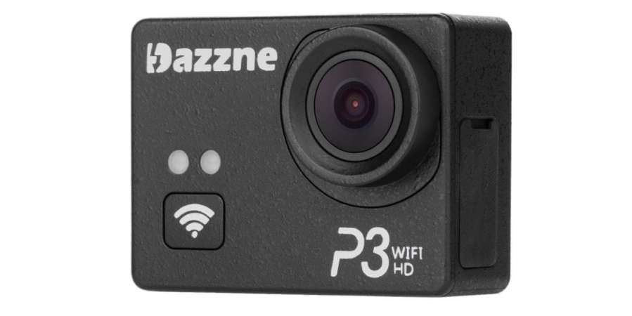 Daily Deal: save 55% on this action camera and accessories kit