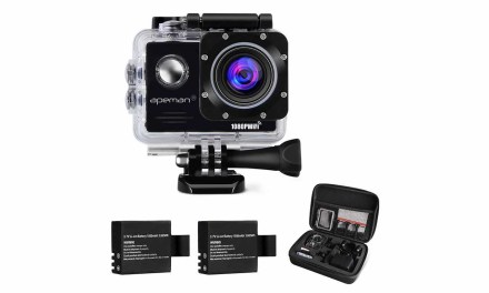Daily Deal: get this Apeman Full HD action camera at 61% off