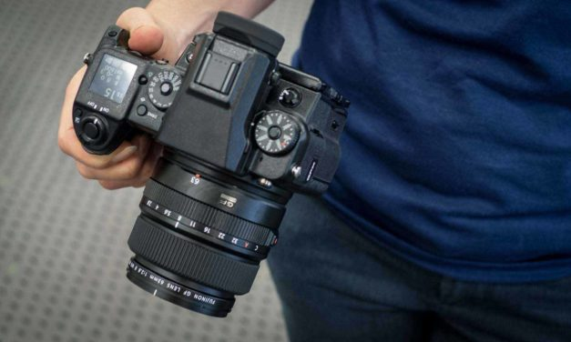 Fuji: no plans for full-frame system after GFX