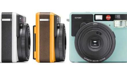 Leica unveils SOFORT instant camera