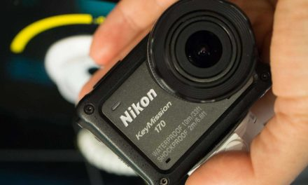 Nikon updates KeyMission 170 firmware, various software