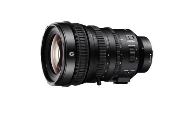 Sony unveils 18-110mm Super 35mm / APS-C lens for 4K video