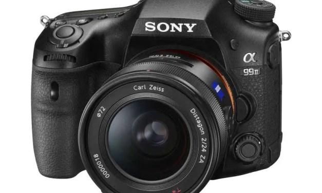 Sony a99 II: price, specs, release date confirmed