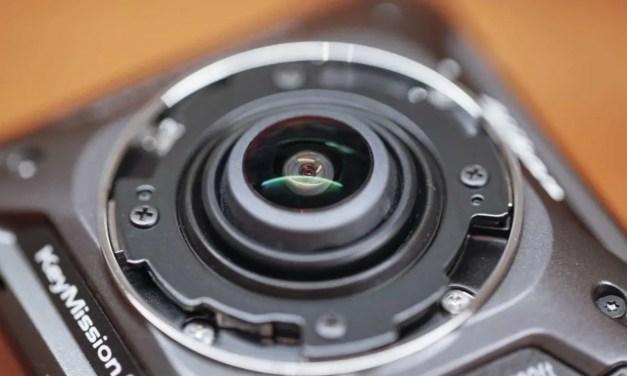 Nikon KeyMission 360 product shots
