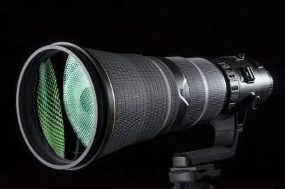 Nikon 600mm f/4E FL ED VR review