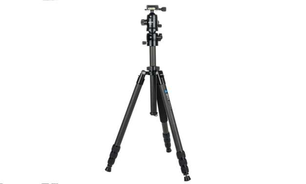 Kenro launches new range of ball heads and tripods