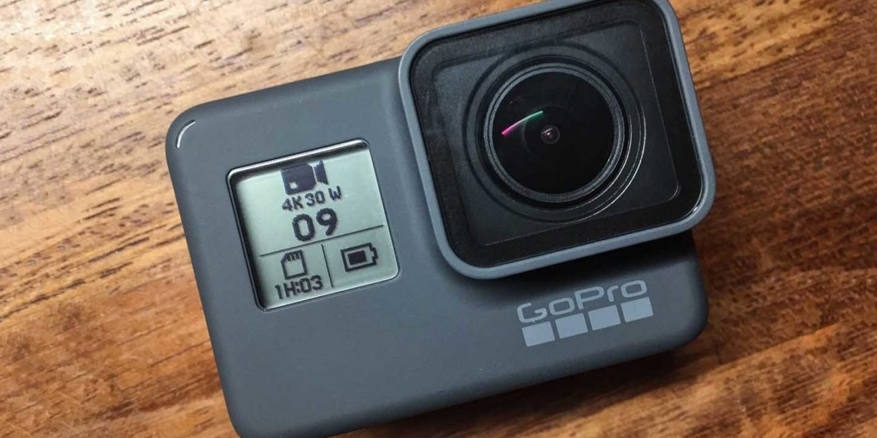 How to shoot a Time Lapse Video with a GoPro Hero5 Black