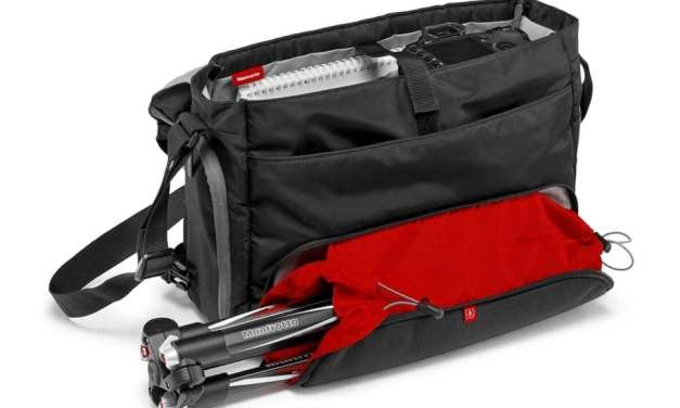 Interview: Manfrotto on how smaller cameras are changing bag design