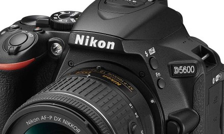 Nikon D5600 now available for pre-order