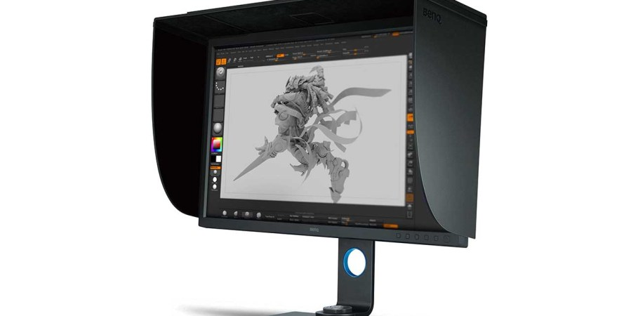 BenQ launches 31.5in 4K UHD monitor for advanced photo editing