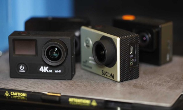 Are cheap action cameras worth it?
