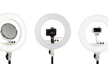 NanGuang launches two LED ring lights