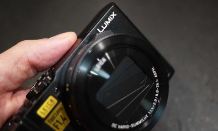Panasonic LX15 / LX10 review