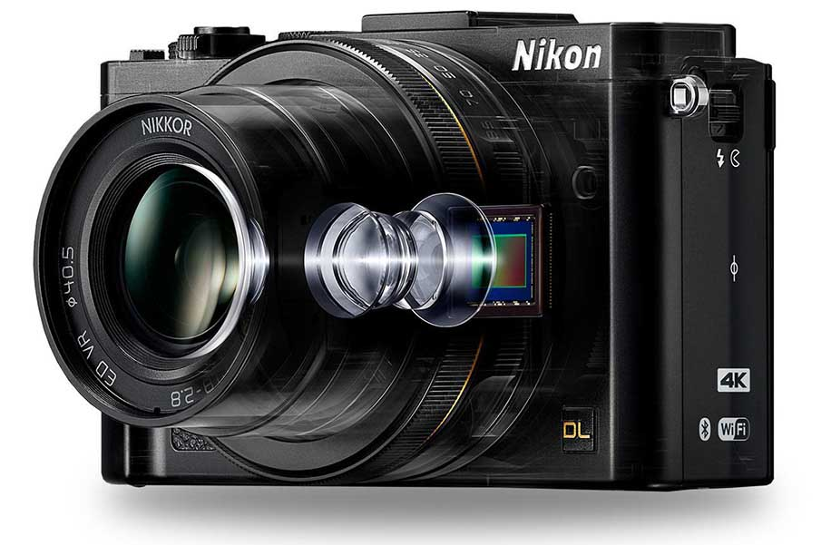 Nikon DL cameras release date still unknown