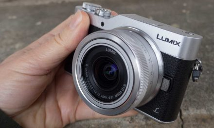 Hands on Panasonic GX800 review