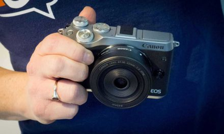Hands-on Canon EOS M6 review