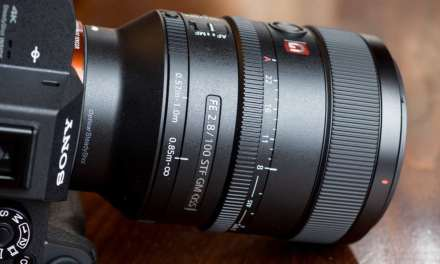 Hands-on Sony FE 100mm F2.8 STF GM OSS review