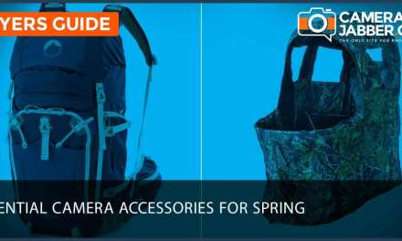 5 essential camera accessories for spring