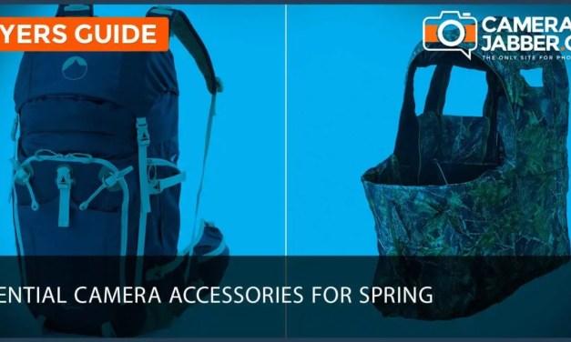 5 essential camera accessories for spring