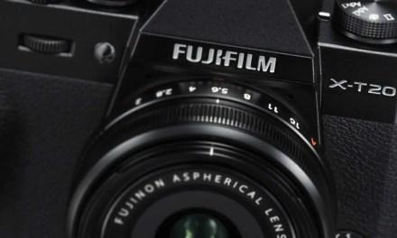 Fuji X-T20 review