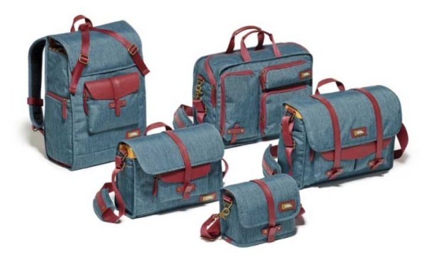 Manfrotto, National Geographic debut Australia Collection bags