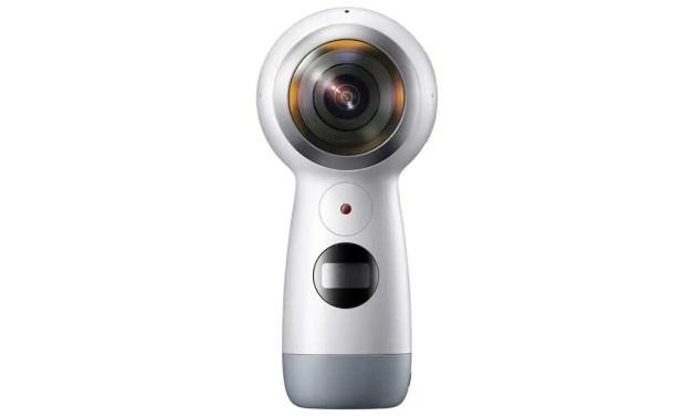 Samsung updates Gear 360, adding 4K video