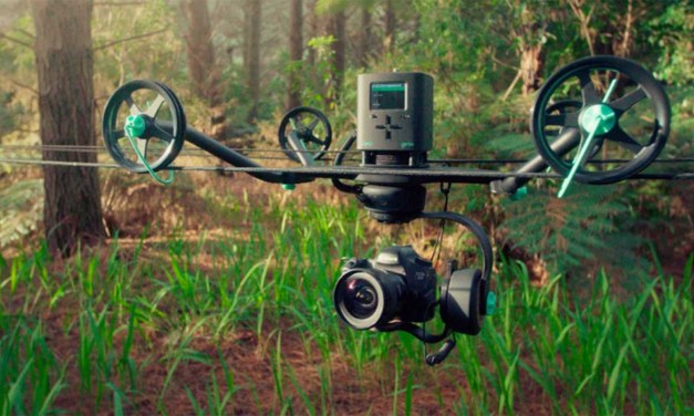 Become a high-wire daredevil with the Syrp Slingshot