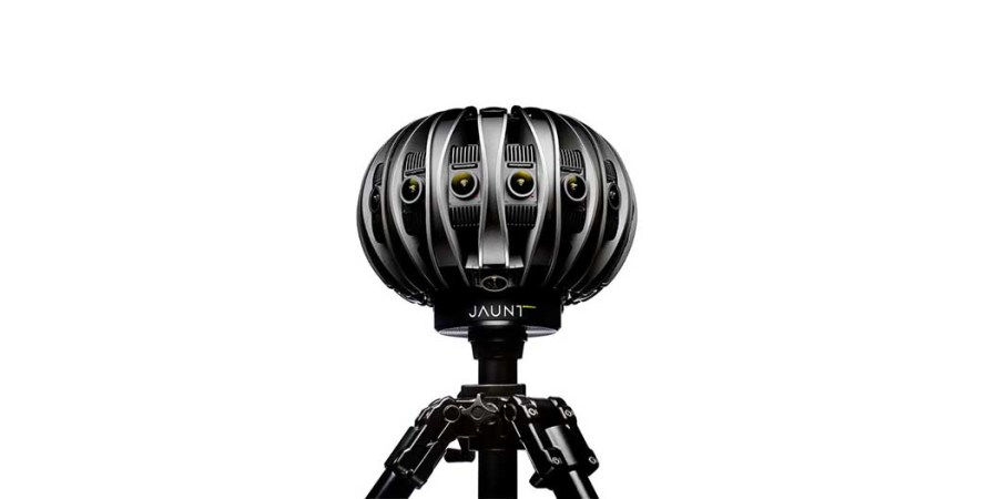Jaunt ONE VR camera now available for purchase… for $95,000