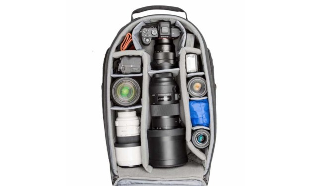 Think Tank launches StreetWalker Rolling Backpack V2.0 which can fit 2 DSLRs with lenses mounted