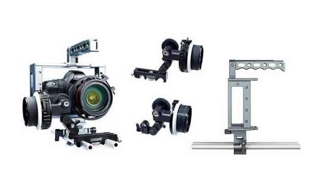 Sevenoak launches 'universal' camera cage, pro follow focus systems