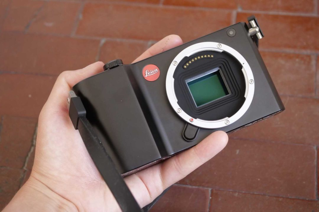 Hands-on Leica TL2 review: Build and Handling