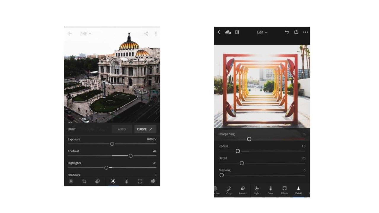 Adobe Photoshop Lightroom for Android gets a redesign