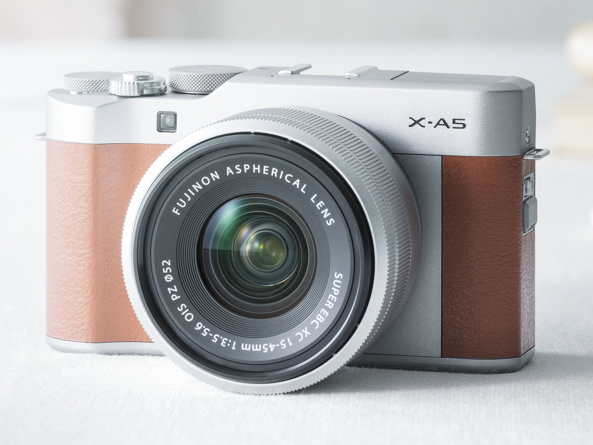 Fujifilm XA5 review - | Cameralabs