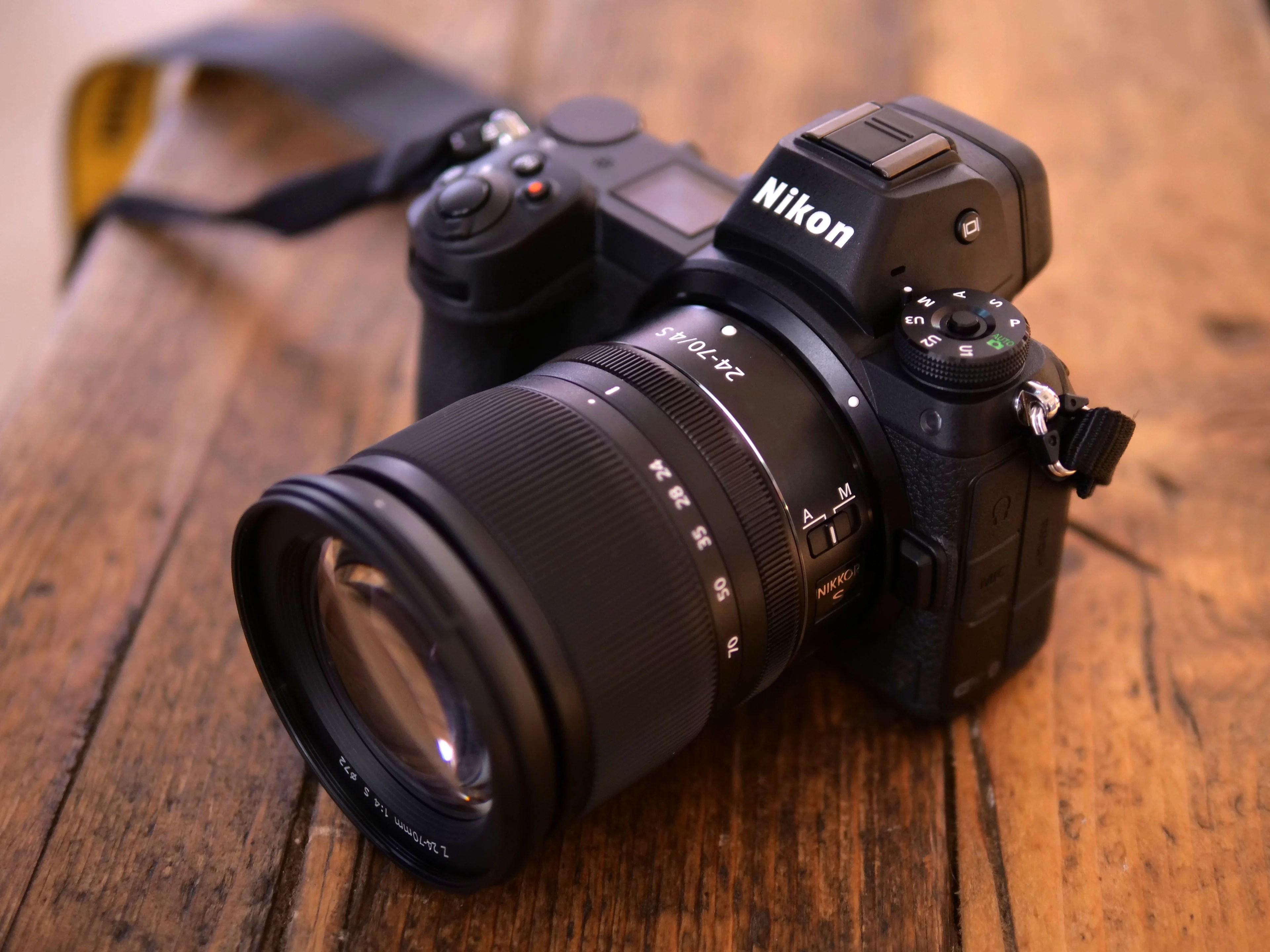 Nikon Z7 review - | Cameralabs